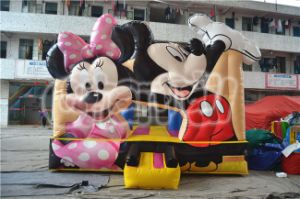 Inflatable Bouncer Castle Chb375 pictures & photos