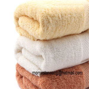 Promotional Bamboo Bath Towel Bath Sheet pictures & photos