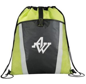 Custom Stylish Drawstring Gym Backpack Bags for Men (BF128201) pictures & photos