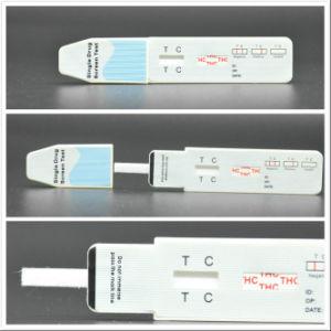 AMP Bar Bzo Met Mop Opi Urine Drug Test Kit pictures & photos