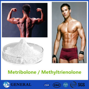 965-93-5 Bodybuilding Steroids Powder Methyltrienolone pictures & photos