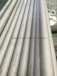 Seamless Stainless Steel Pipe and Tube pictures & photos