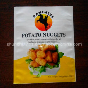 Plastic PA/PE Printing Food Bag pictures & photos