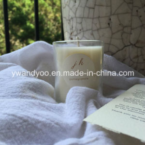 Luxury Scetned Soy 3-Wicks Gift Candle in Big Glass
