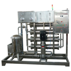 Food Sanitary 3000L/H Drinking Water RO Filtration Machine pictures & photos