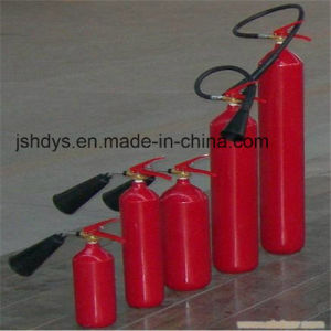 High Pressure Concave Bottom 2kg CO2 Fire Extinguisher for Alloy Steel (cylinder: EN1964-1) pictures & photos
