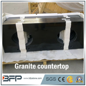 Granite Kitchen Countertop with Polished Surface pictures & photos