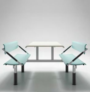 Modern Table Bench Restaurant Furniture pictures & photos