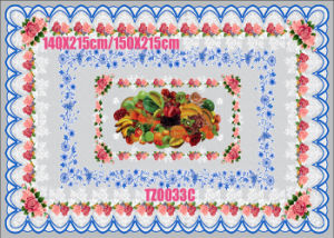 Plastic Table Cloths Oilcloth /Vinyl Table Cover pictures & photos