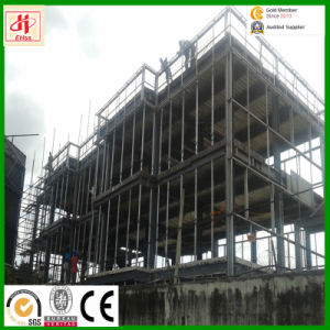 Steel Multi-Storey Apartment House with Sandwich Panel pictures & photos