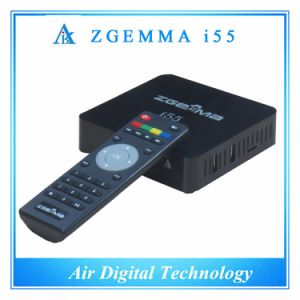 2016 Best Buy IPTV Box Zgemma I55 Fast CPU Dual Core Linux Player Box Support Worldwide Channels pictures & photos