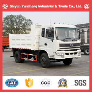 Tri-Ring 170HP/Chinese 10 Ton Tipper Trucks/ 10m3 Dump Truck pictures & photos