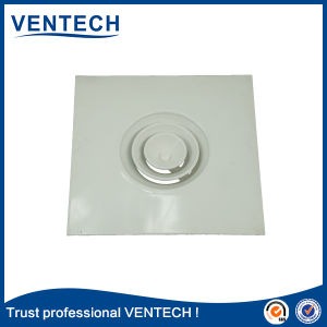 Ceiling Diffuser Tile, Circular Air Diffuser, Round Ceiling Diffuser (RCD-VB) pictures & photos