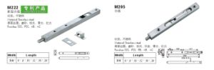 Stainless Steel Door Latch Flush Bolt pictures & photos