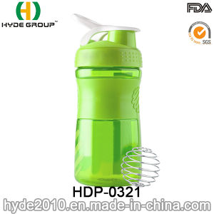 500ml Customized Tritan BPA Free Plastic Protein Shaker Bottle (HDP-0321) pictures & photos