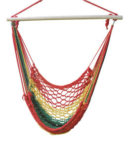 Hammock Chair Made of Cotton Ropes pictures & photos