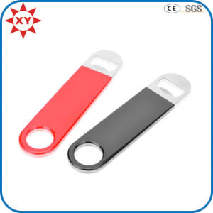 Customized Printing Logo Rubber Coating Opener pictures & photos