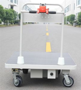 Electric Hand Vehicle for Materials Handling (HG-1080) pictures & photos