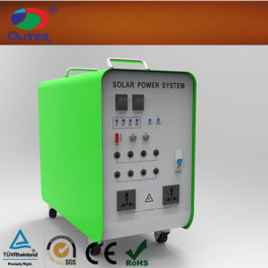 Olts12100 Solar Home System with AC Output