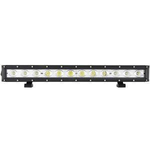 Quality Control 20 Inch 60W CREE Single Row Offroad LED Light Bar 4X4, LED Driving Light Bars