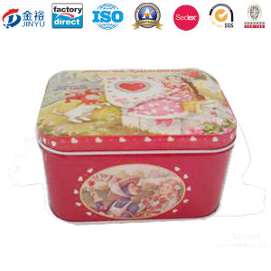 Small Product Cosmetic Packaging Tin Box pictures & photos