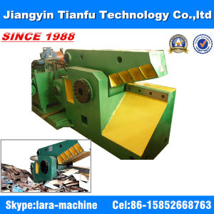 Automatic Hydraulic Metal Alligator Shear Machine (Q43-4000) pictures & photos