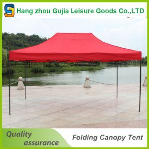 Steel Frame 3X4.5m Folding Garden Gazebo Tent