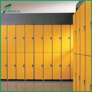 Solid Phenilic Changing Room Locker pictures & photos