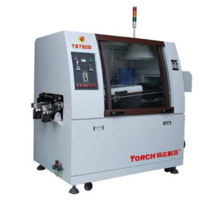 Middle-Size Double Automatic Wave Welder Machine pictures & photos
