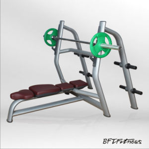 Hot Sale Olympic Flat Bench Fitness Gym Product pictures & photos