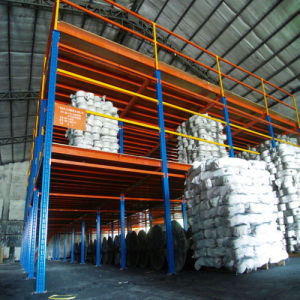 Racking Supported Steel Platform Racking System pictures & photos