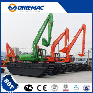 Good Price Heking Brand Amphibious Excavator HK150SD pictures & photos