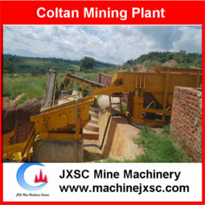 Coltan Mining Machine, Jig Separator for Alluvial Coltan Cocentration pictures & photos