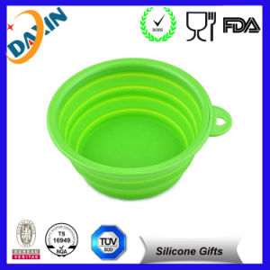 Collapsible Silicone Pet Bowls Dog Bowls for Wholesale pictures & photos