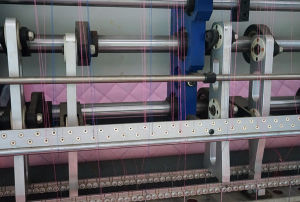 Multi-Needle Quilting Machine for Quilting Comforter Garments pictures & photos