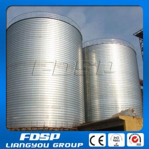 500 Ton Grain Silos for Poultry Feed Silo & Maize Storage Silo pictures & photos