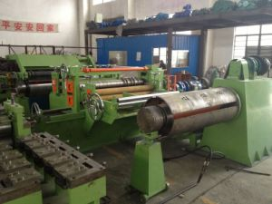 20 - 40m/Min 1500mm Max Od. Cutting Speed Cut-to-Length Line Slitting Machine pictures & photos