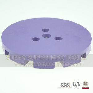 4 Inch Concrete Floor Grinding Disc pictures & photos