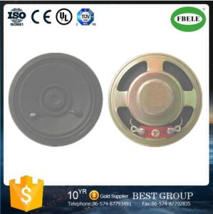 Fbs45A 8ohm 0.25W Waterproof Mylar Speaker (FBELE) pictures & photos