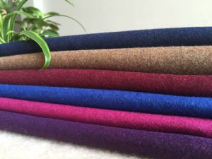 Melton Wool Fabric for Overcoat