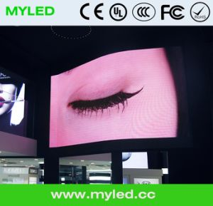 SMD3535 Full Color P6, P8, P10 Outdoor SMD Die-Casting Aluminum Rental LED Display/Super Slim LED Screen pictures & photos