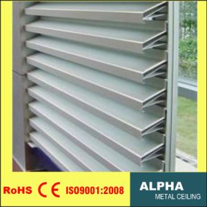 Aluminum Sun Window Shutter Shade Louver 132s Louvers pictures & photos