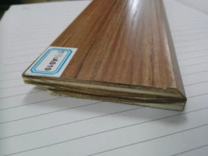 7.5cm Multi-Solid Wood Qrapped Wall Skiritng board pictures & photos