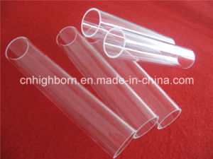 High Quality Purity Ozone Free Quartz Glass Tube pictures & photos