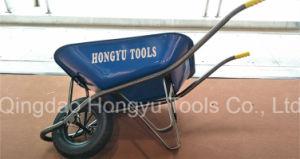 France Model Heavy Duty Construction Wheelbarrow pictures & photos