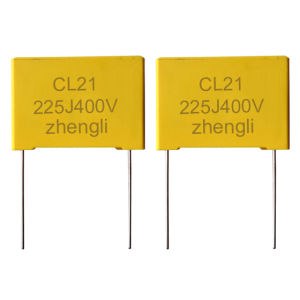 Cl21b Box Type Film Capacitor pictures & photos