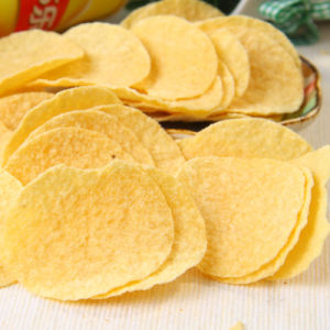 China Industrial High Quality Fresh Potato Chips Making Machine pictures & photos
