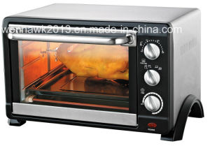 25L Breakfast Toaster Bread Mini Electric Oven pictures & photos