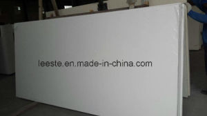 Popular Competitive Price Chinese Pure White Quartz Stone pictures & photos
