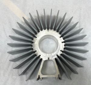 Customized Consumer Electronic Aluminum Heat Sinks pictures & photos